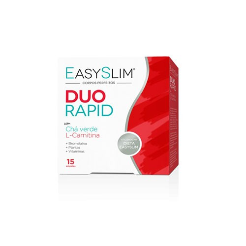 Easyslim Duo Rapid 15 Ampolas - Pharma Scalabis