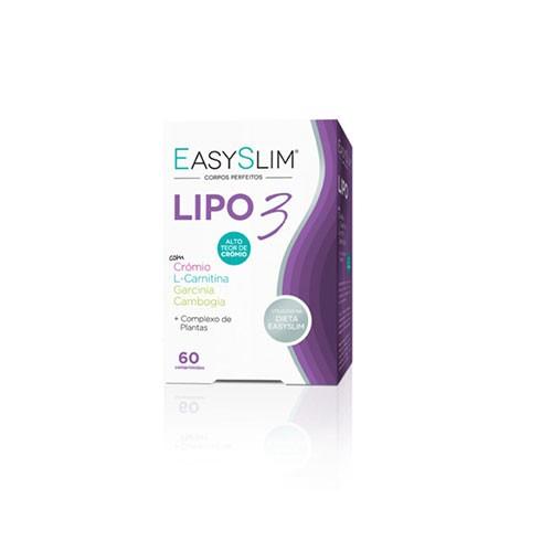 Easyslim Lipo 3 60 Comprimidos - Pharma Scalabis