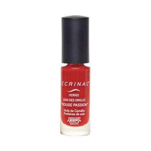 Ecrinal Verniz Vermelho 6ml,os Vernizes de cuidado com Cor ECRINAL® hidratam e nutrem as unhas. Contribuem para reforçar a sua solidez e evitar a sua quebra