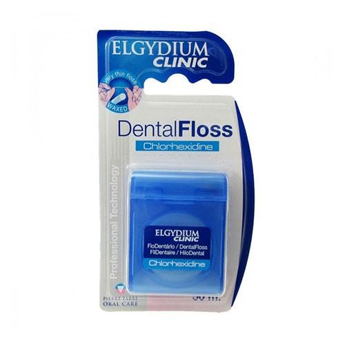 Elgydium Clinic Fio Dentário com Clorohexidina
