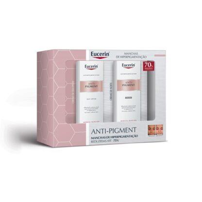 Eucerin Anti-Pigment Creme de Noite e Creme Dia 2x50ml