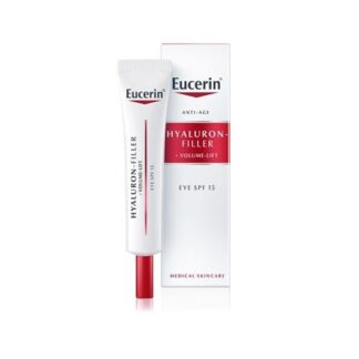 Eucerin Hyaluron-Filler Volume-Lift Creme Contorno Olhos 15ml - Pharmascalabis