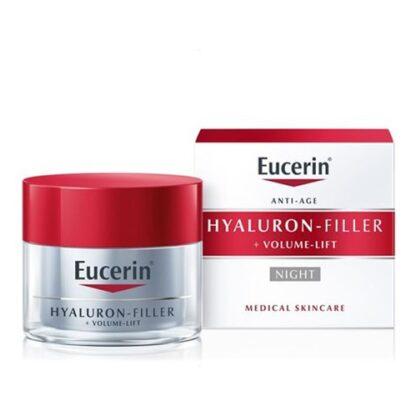 Eucerin Hyaluron-Filler Volume-Lift Creme Noite 50ml - Pharmascalabis