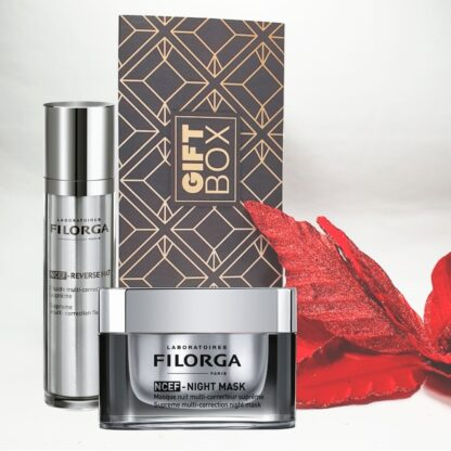 Filorga Gift Box NCEF Reverse Fluído + Night Mask + Lift Mask