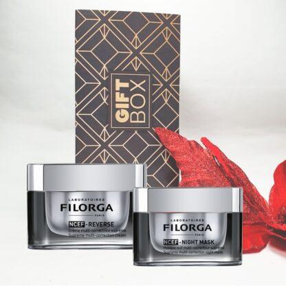 Filorga Gift Box NCEF Reverse + Night Mask + Lift Mask