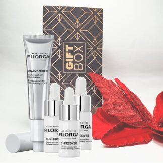 Filorga Gift Box Pigment Perfect + C Recover + Lift Mask