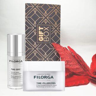 Filorga Gift Box Time Time Zero + Creme Olhos + Máscara