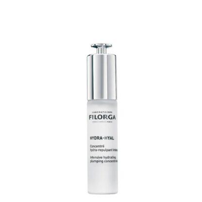 Filorga Hydra-Hyal Sérum Hidratante 30 ml,oferece a eficácia de um cuidado de rosto. Ainda assim contém uma fórmula altamente concentrada em ácido hialurónico para uma pele resplandescente.