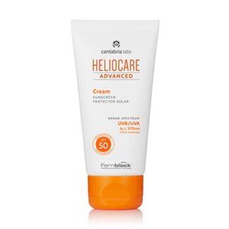 Heliocare Advanced Creme SPF 50 50ml,fotoimunoprotecção diária, natural e extrema contra os raios UVB e UVA