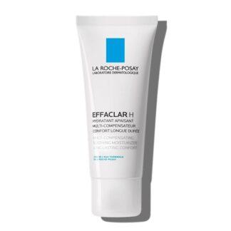 La Roche Posay Effaclar H Creme Multicompensador 40 ml, com a finalidade de hidratar a pele oleosa fragilizada pelos cuidados que provocam ressequimento.