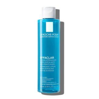 La Roche Posay Effaclar Loção Adstringente 200 ml,com a finalidade de reduzir o tamanho dos poros. Assim como, combater a sua obstrução.