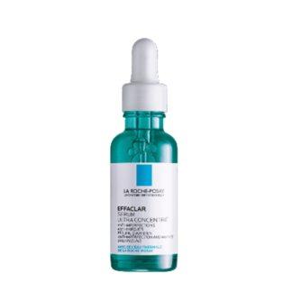 La Roche Posay Effaclar Sérum Ultra Concentrado 30ml o novo sérum EFFACLAR é um concentrado de ácidos esfoliantes combinados com niacinamida calmante