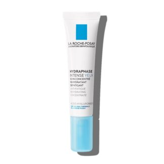 La Roche Posay Hydraphase Intenso Olhos 15 ml,com a finalidade de garantir um cuidado hidratante intensivo anti papos.