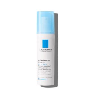 La Roche Posay Hydraphase Uv Intenso Ligeiro 50 ml,osistema filtrante assegura certamente uma proteção contra os malefícios diários dos raios UVA e dos UVB.