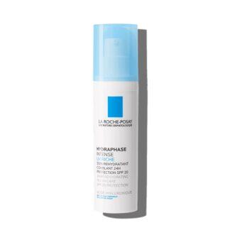 La Roche Posay Hydraphase Uv Intenso Rico 50 ml,osistema filtrante assegura certamente uma proteção contra os malefícios diários dos raios UVA e dos UVB.
