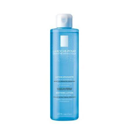 La Roche Posay Loção Suavizante Fisiológica 200 ml,com a finalidade de tonificar e acalmar todos os tipos de pele. Contudo é especialmente indicado para a pele sensível.