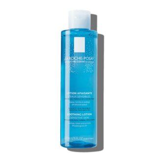 La Roche Posay Loção Suavizante Fisiológica 200 ml,com a finalidade de tonificar e acalmar todos os tipos de pele