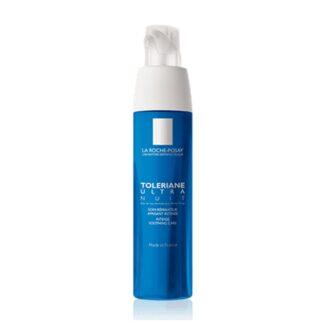 La Roche Posay Toleriane Ultra Noite 40 ml,com a finalidade de hidratar e apaziguar intensamente.