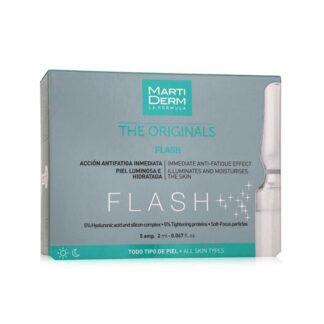 Martiderm Flash 5 Ampolas - PharmaScalabis.com.pt