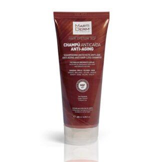 Martiderm Hair System 3GF Shampo Antiqueda Anti-Aging 200ml PharmaScalabis
