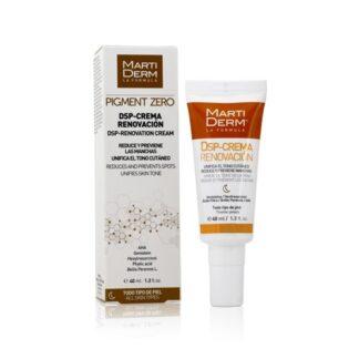Martiderm Pigment Zero DSP-Creme Renovação 40ml - Pharma Scalabis
