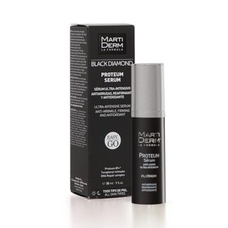 Martiderm Black Diamond Proteum Sérum 30ml - Pharma Scalabis