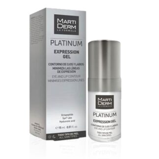 Martiderm Platinum Expression Gel 15ml - Pharma Scalabis
