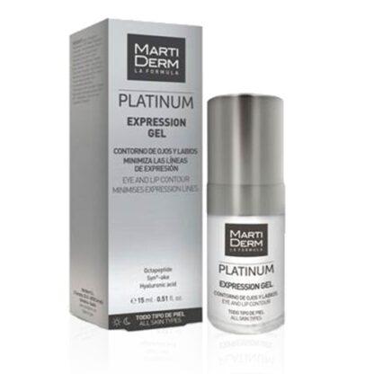 Martiderm Platinum Expression Gel 15ml - Pharma Scalabis