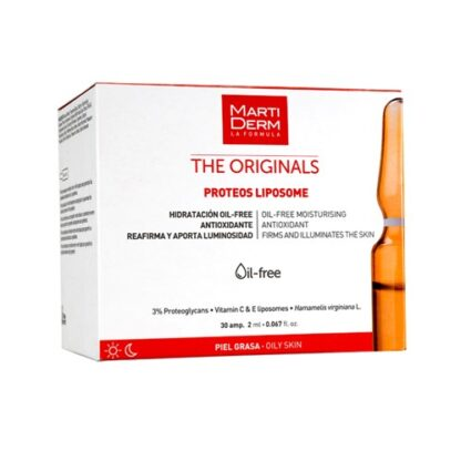 Martiderm The Originals Proteos Liposome 30 Ampolas