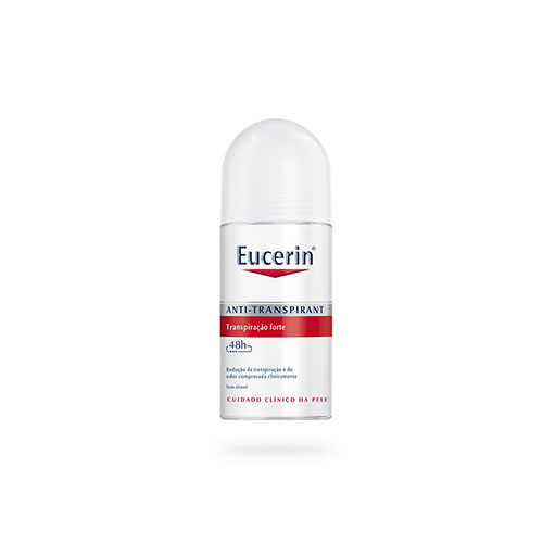 Eucerin Anti-Transpirante Roll-On Forte 48h 50 ml - Pharma Scalabis