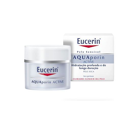 Eucerin Aquaporin Active Creme Pele Seca 50 ml - Pharma Scalabis