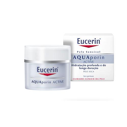 Eucerin Aquaporin Active Creme Pele Seca 50 ml - Pharma Scalabis