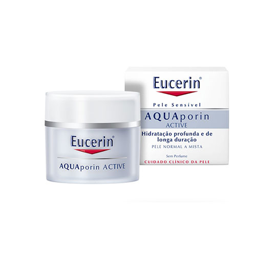 Eucerin Aquaporin Active Para Pele Normal e Mista
