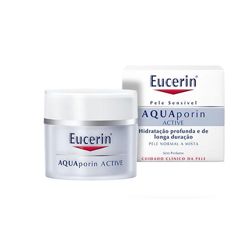 Eucerin Aquaporin Active Para Pele Normal e Mista