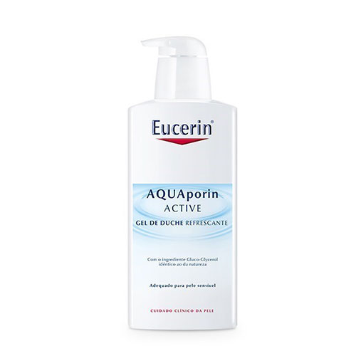 Eucerin Aquaporin Gel de Duche Refrescante 400 ml - Pharma Scalabis