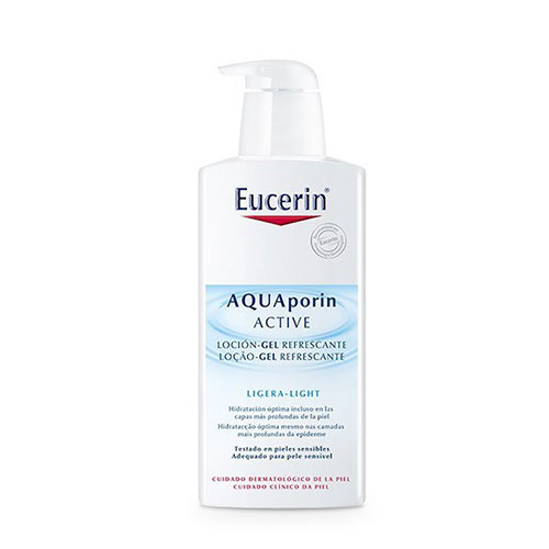 Eucerin Aquaporin Loção Gel Refrescante 400 ml - Pharma Scalabis
