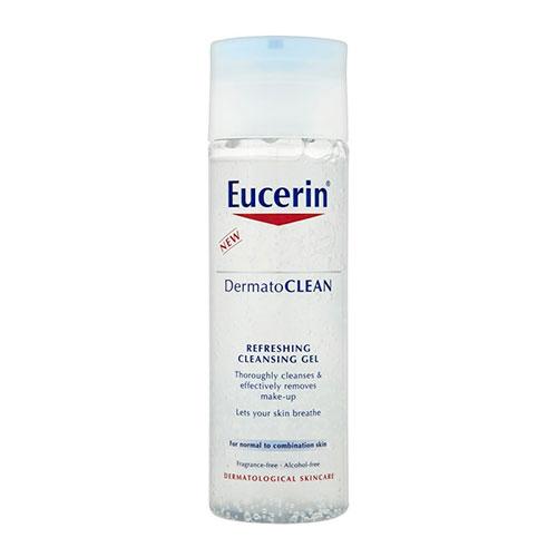 Eucerin Dermatoclean Gel de Limpeza Refrescante 200 ml
