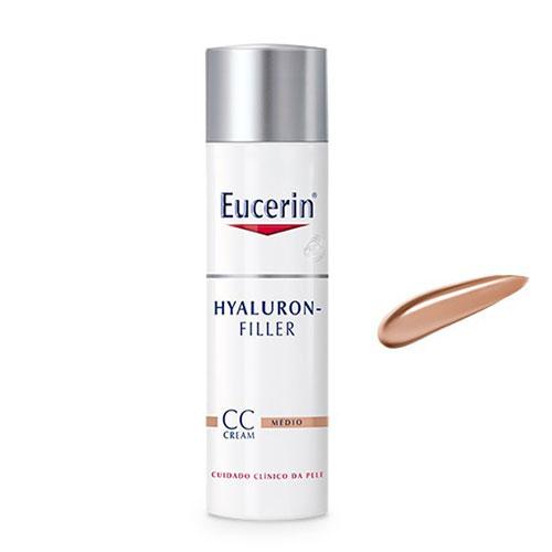 CC cream anti-rugas, hidrata, protege dos raios UV e dá cor