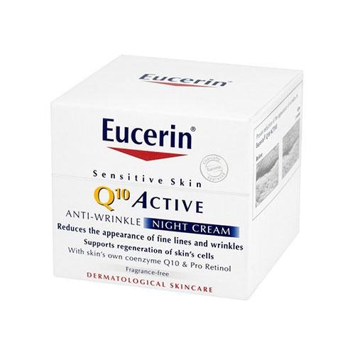 Eucerin Q10 Active Noite 50ml - Pharma Scalabis