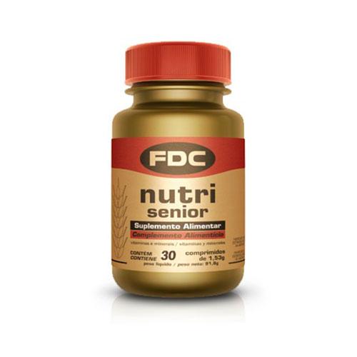 FDC Nutri Senior 30 Comprimidos