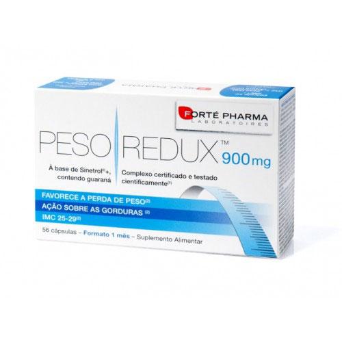 Forte pharma pesoredux 56 cápsulas