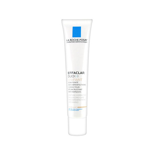 La Roche Posay Effaclar Duo+ Unifiant Creme Cor Claro 40 ml - Pharma Scalabis