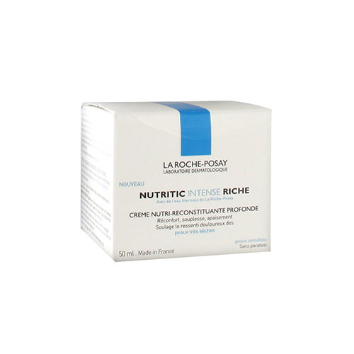 La Roche Posay Nutritic Intense Creme Rico 50 ml - Pharma Scalabis