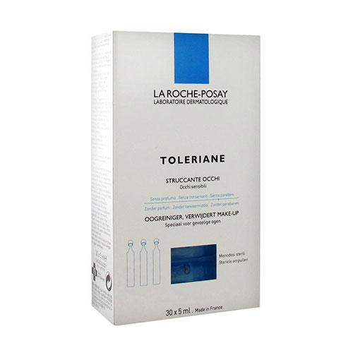 La Roche Posay Toleriane Ultra Desmaquilhante Olhos 30 x 5ml - Pharma Scalabis