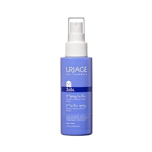 Uriage Bebé Primeiro Cu-Zn  Spray 100ml