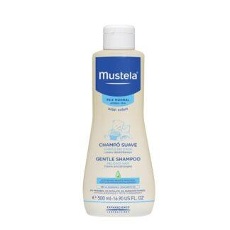 Mustela Champô Bebé Suave 500ml,este é um champô especialmente concebidopara os cabelos finos, bem como, delicados, desde o nascimento.