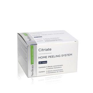 Neostrata Citriate Sistema de Peeling-em-Casa4Discos+4Creme Pharmascalabis