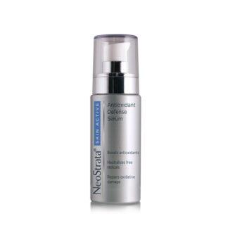 Neostrata Skin Active Antioxidante 30ml, serum de alta performance formulado com 8 poderosos ingredientes que atuam sinergisticamente para uma proteção antioxidante de amplo espectro: