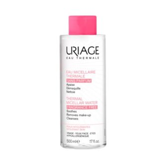 Uriage Água Termal Micelar Frasco 500ml - Pharmascalabis.