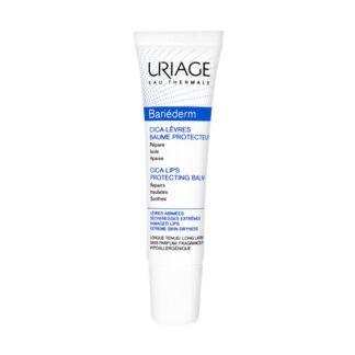Uriage Bariederm Bálsamo Labial 15ml, o primeiro bálsamo labial que oferece uma tripla acção. Uma fórmula com elevada tolerância e longa duração adaptada a cada necessidade.